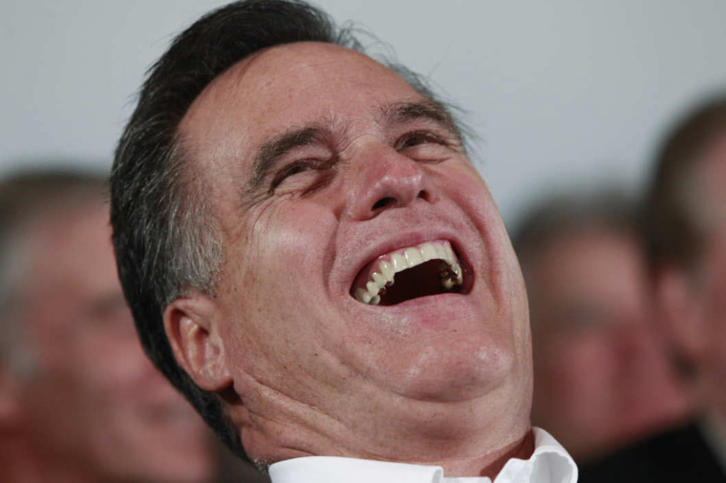 Mitt-Romney-Laughing-News-with-Candy